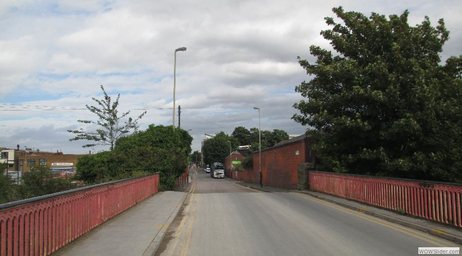 1. What lies beneath Soar Lane?