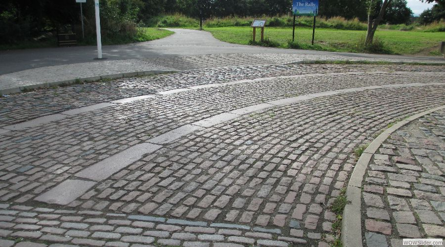20. What do these cobbles tell us?