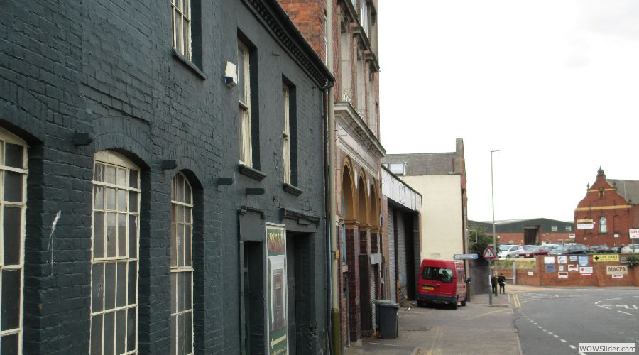 67. Dickensian Leicester?